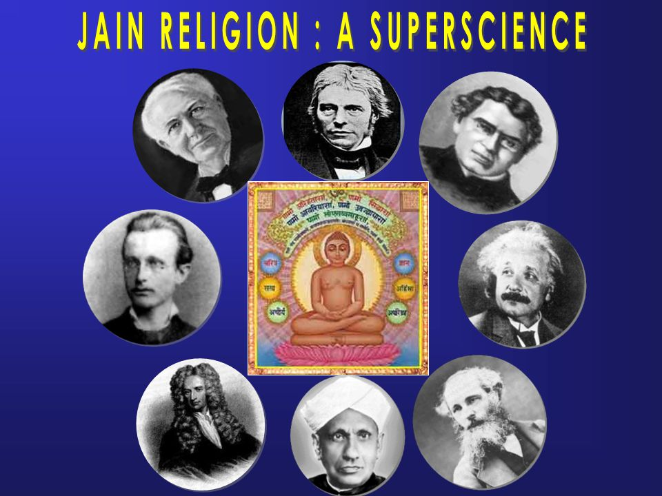 JAIN RELIGION : A SUPERSCIENCE
