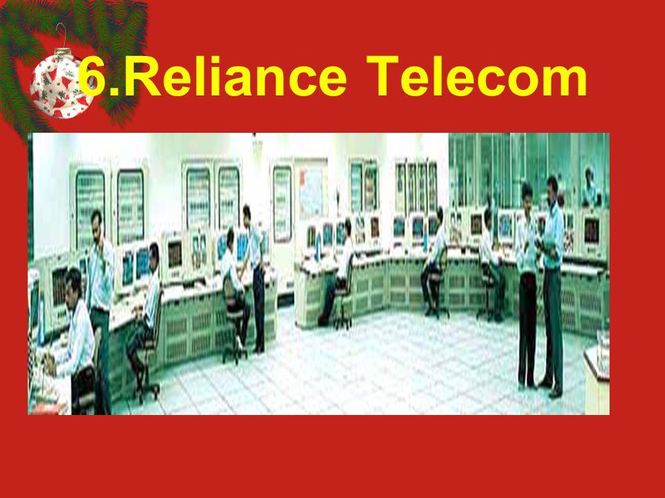 6.Reliance Telecom