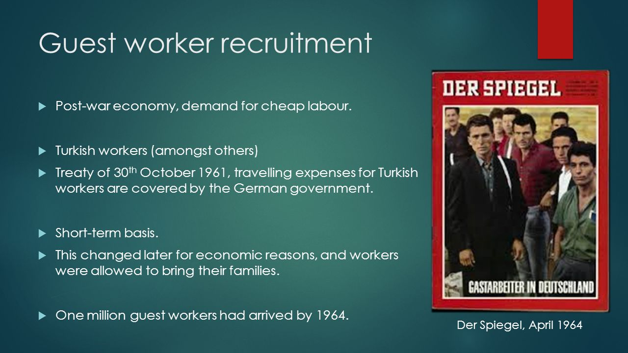 Guest worker recruitment