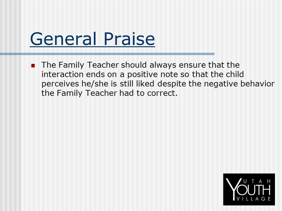 General Praise