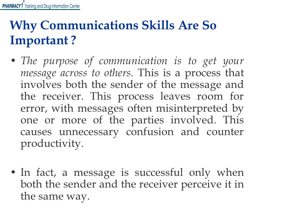 why communication skills are so important to organizational success Organizational skills ultimately help you save time, promote good money management and support good customer service.