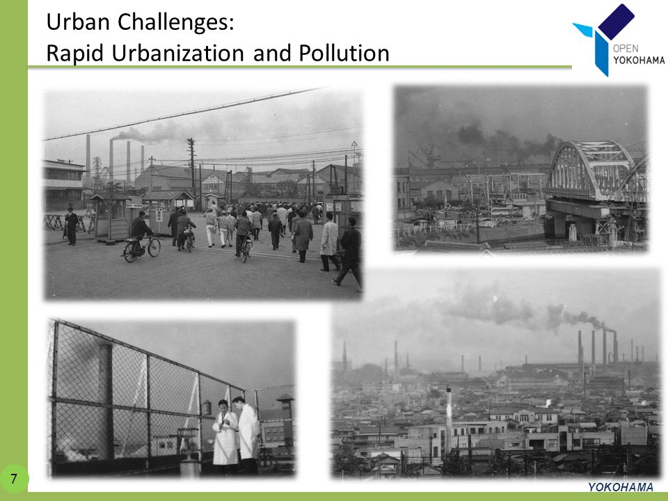 Rapid Urbanization and Pollution