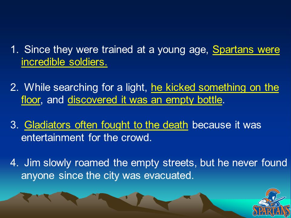 Since they were trained at a young age, Spartans were incredible soldiers.