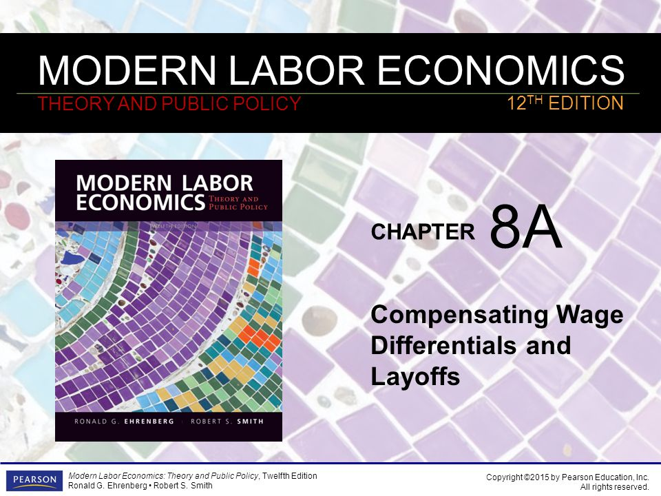 8A Compensating Wage Differentials and Layoffs