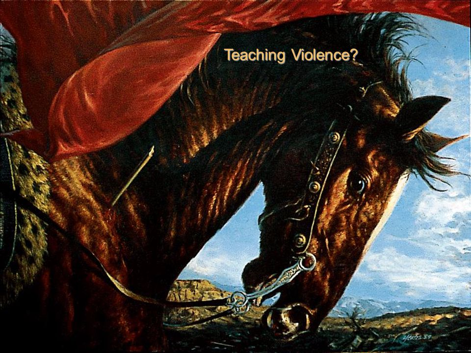 Teaching Violence Psych 101 Chapter 6