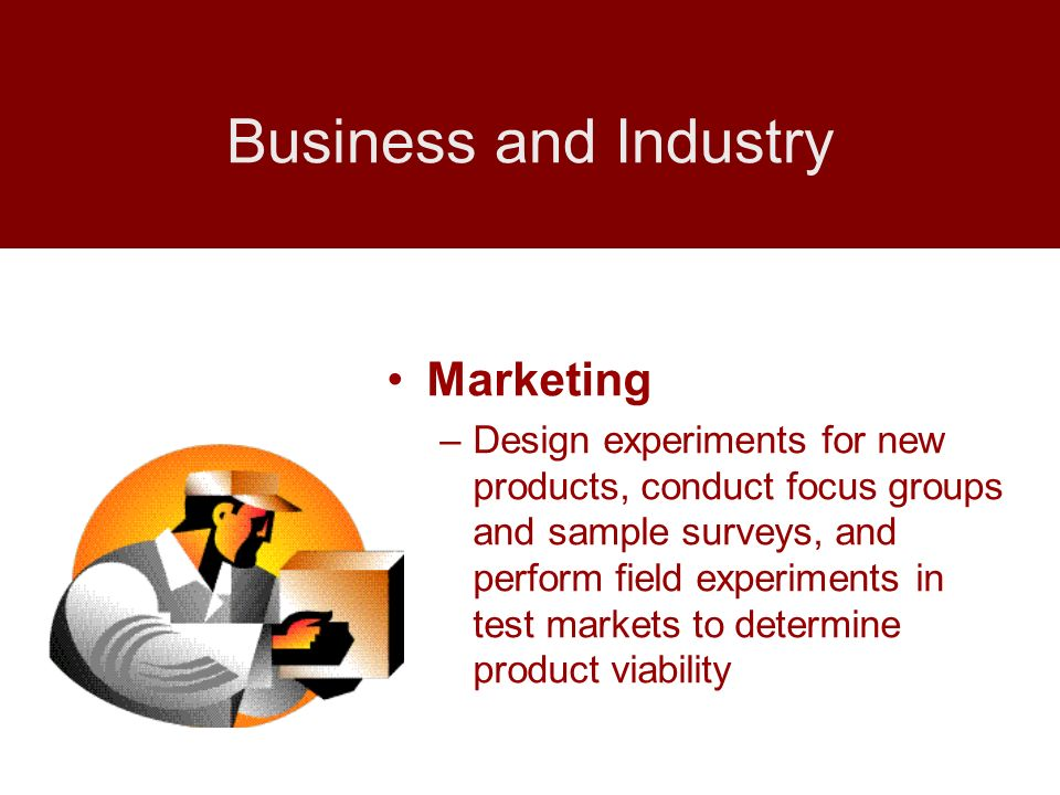 Business and Industry Marketing