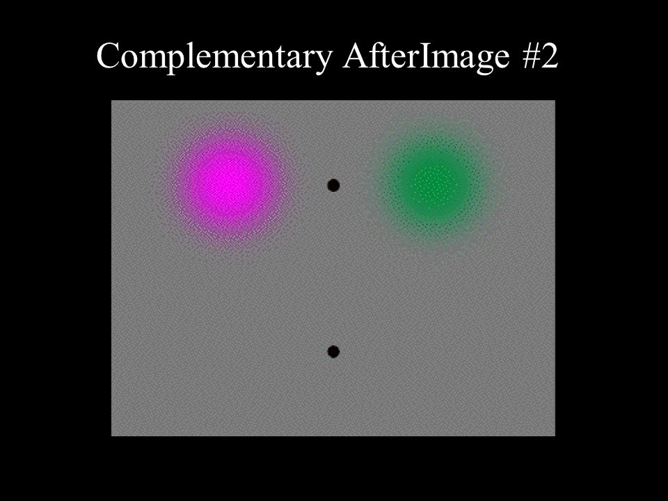 Complementary AfterImage #2