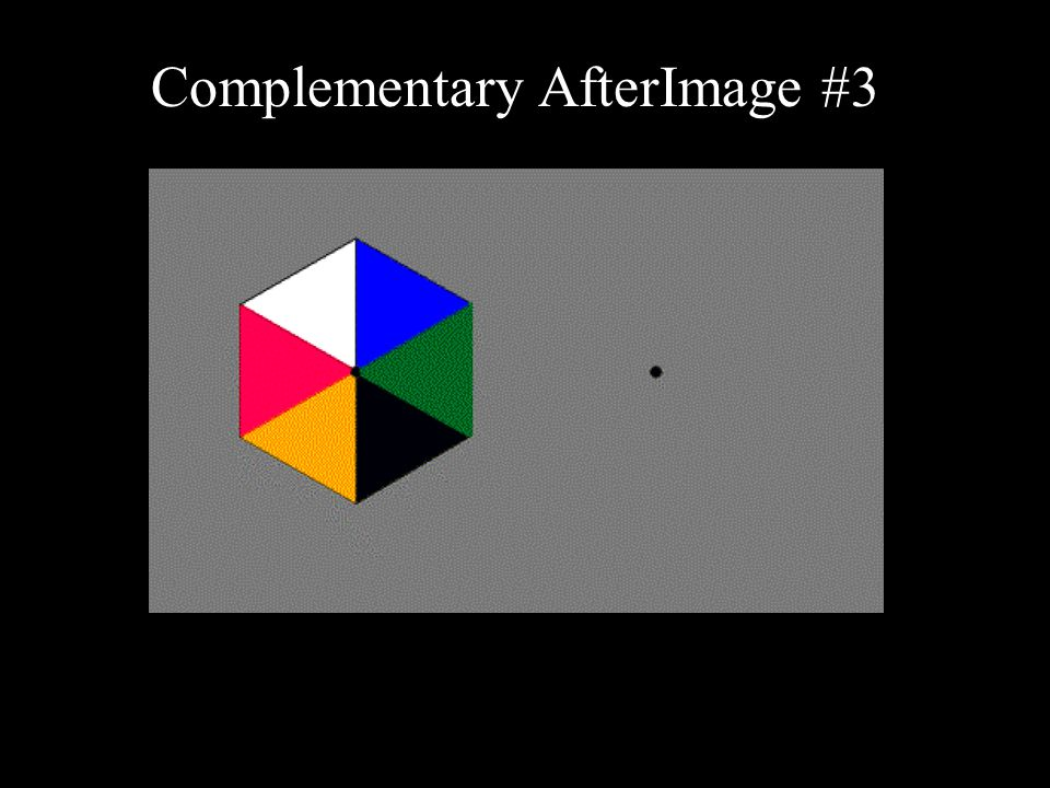 Complementary AfterImage #3