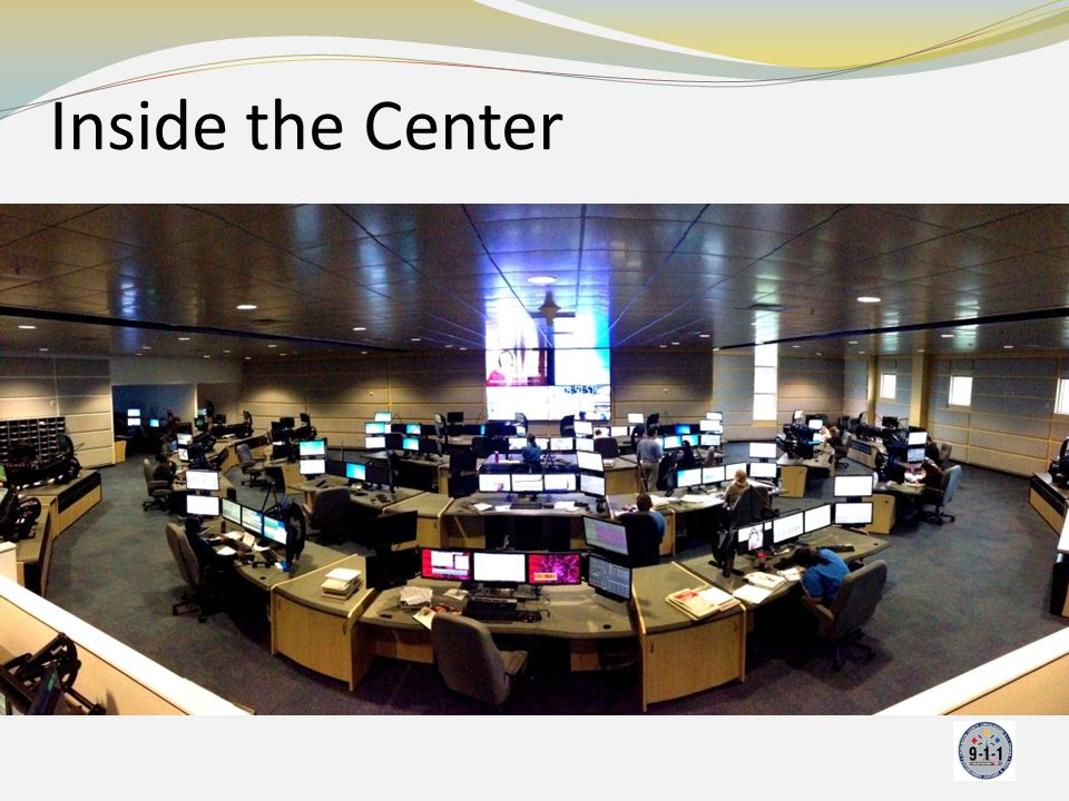 Inside the Center