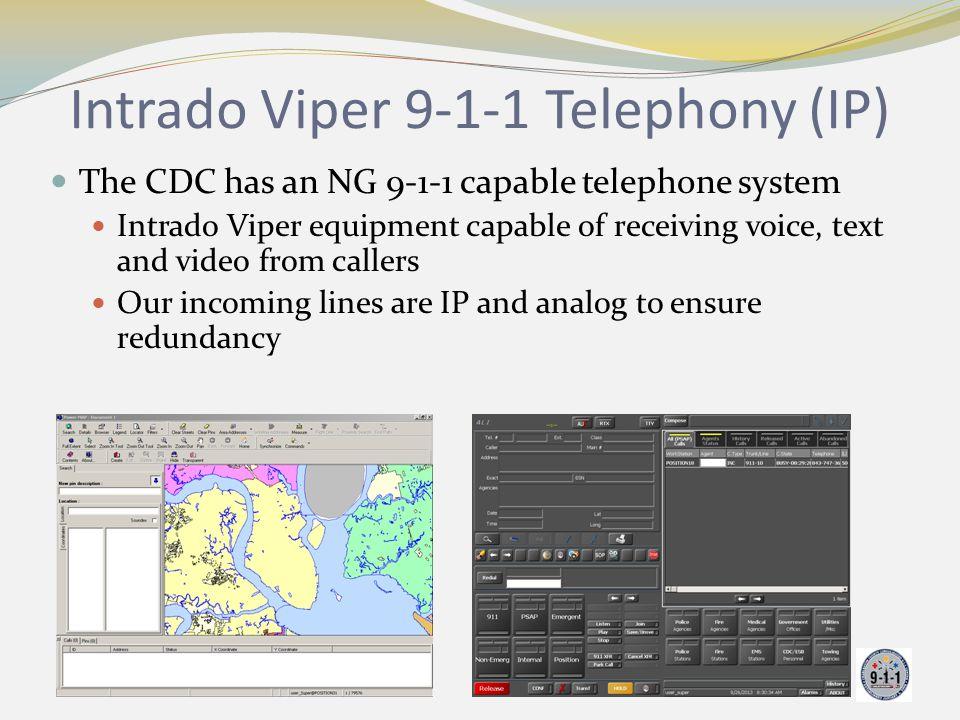 Intrado Viper 9-1-1 Telephony (IP)
