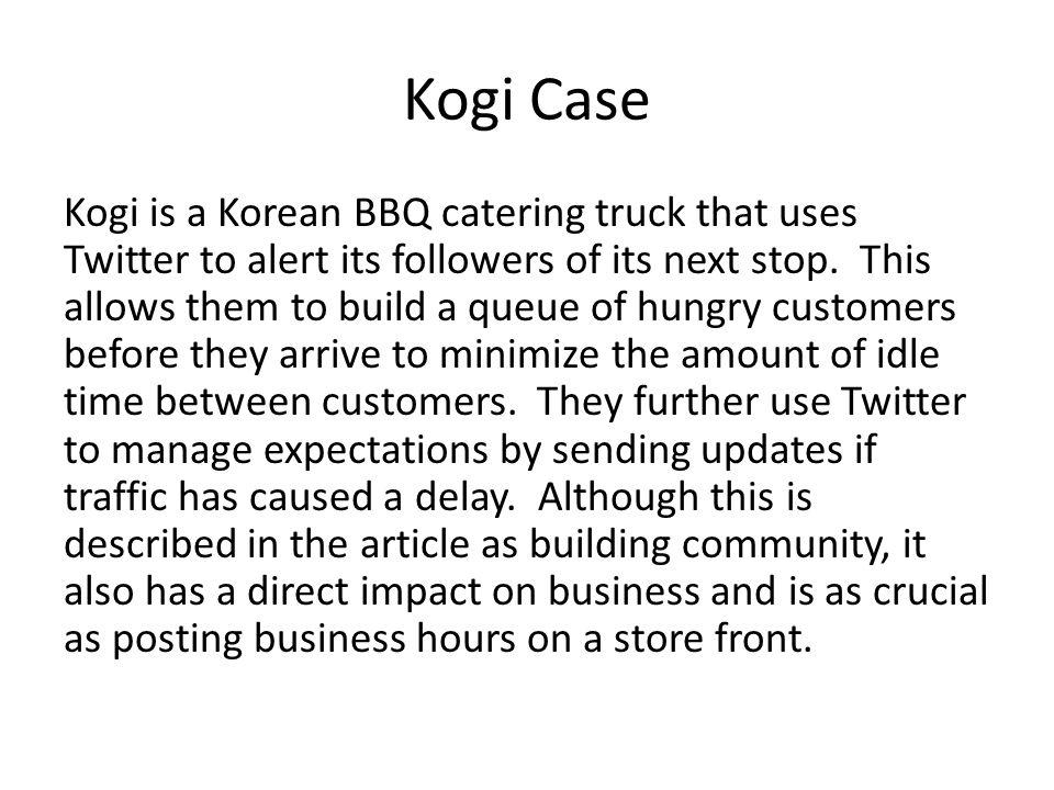 Kogi Case