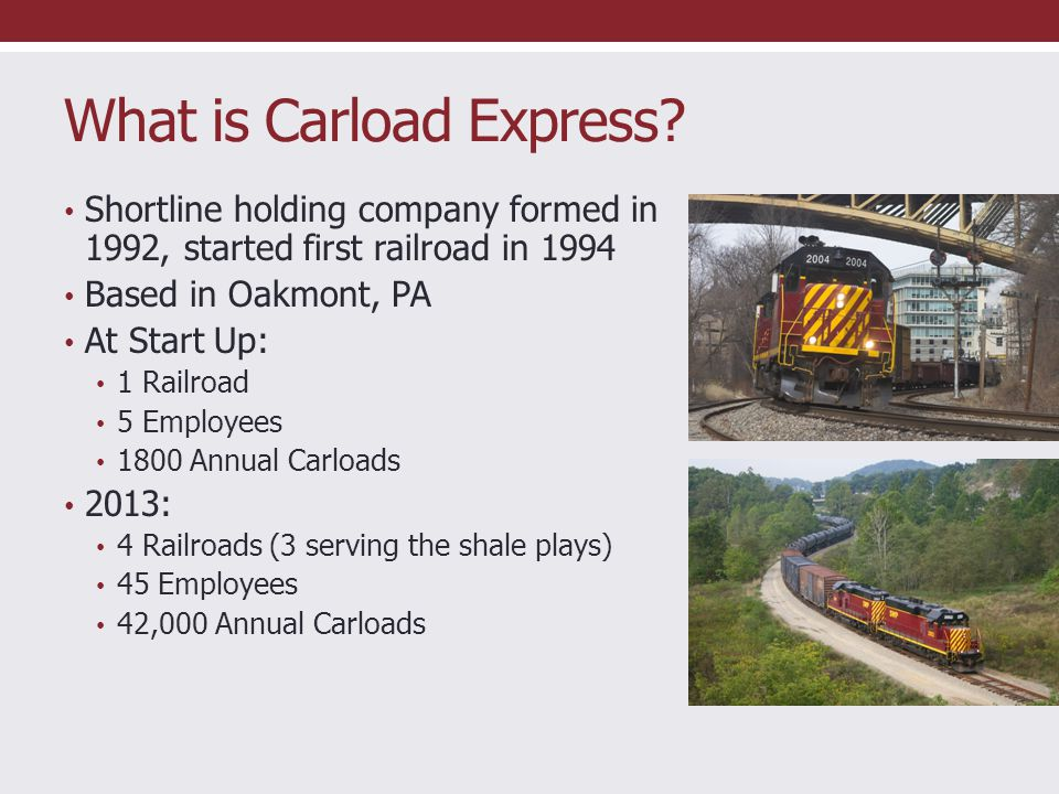 What is Carload Express