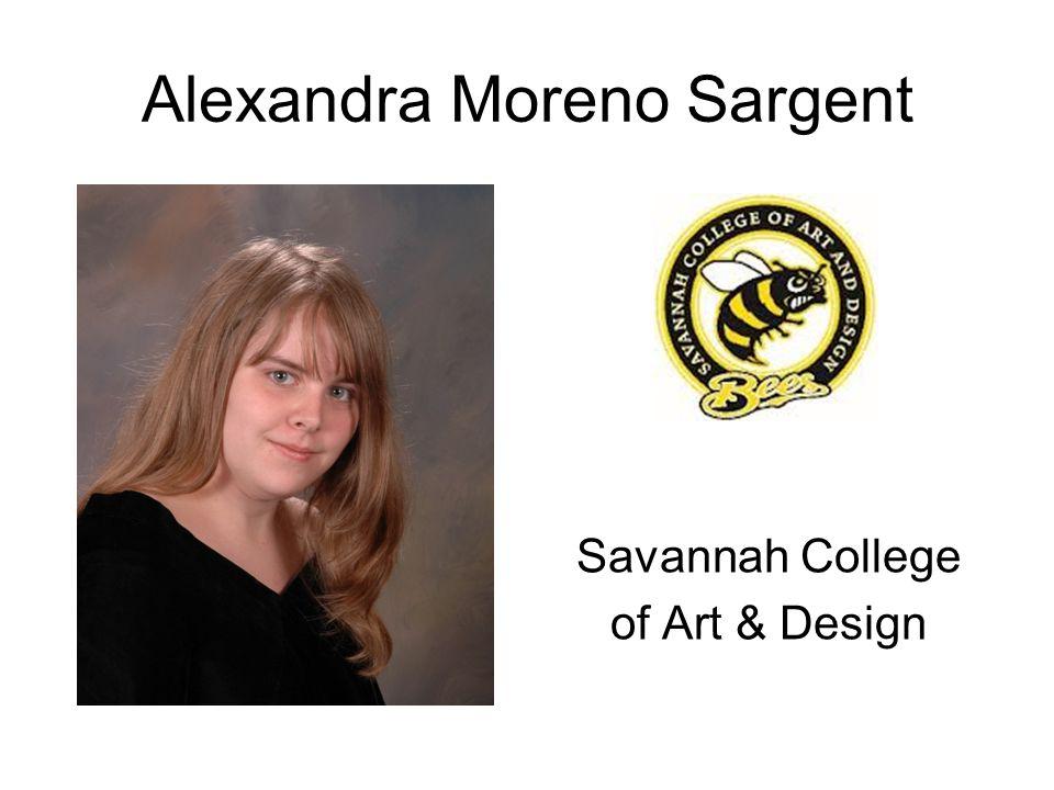 Alexandra Moreno Sargent