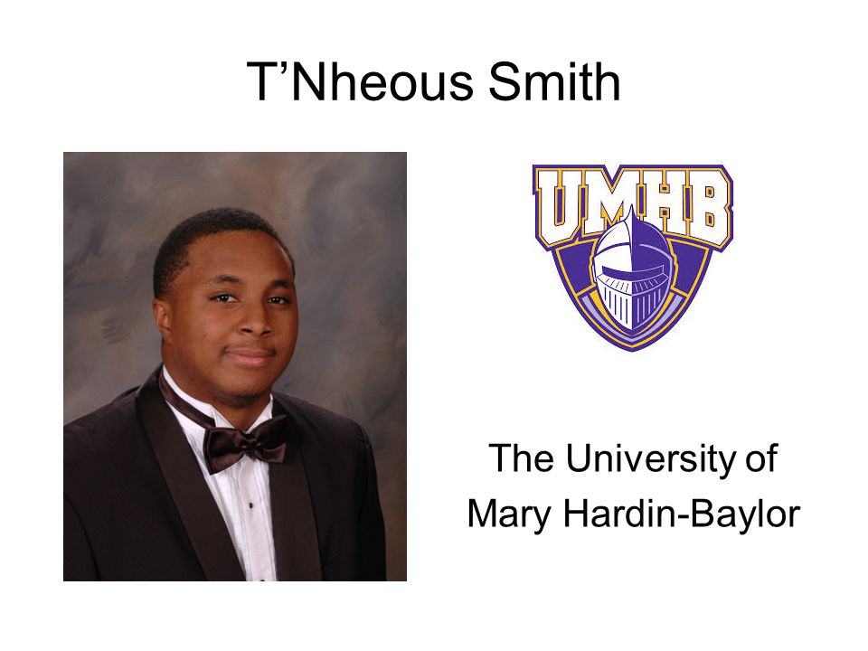 The University of Mary Hardin-Baylor