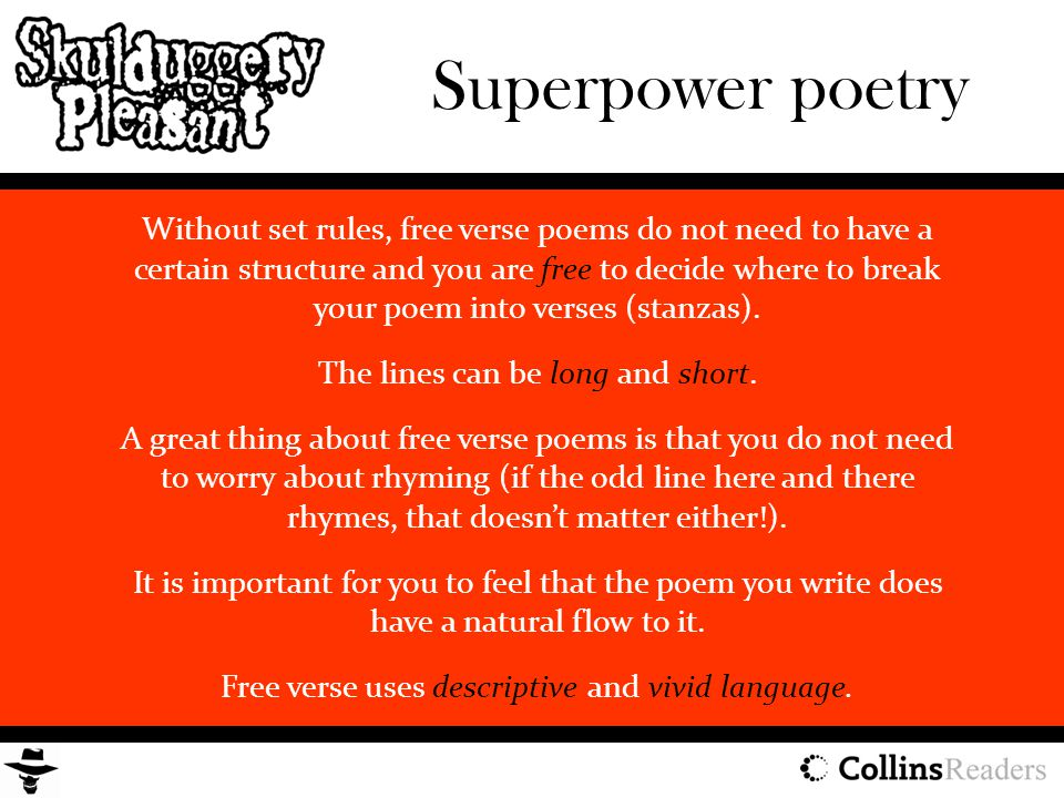 Superpower poetry