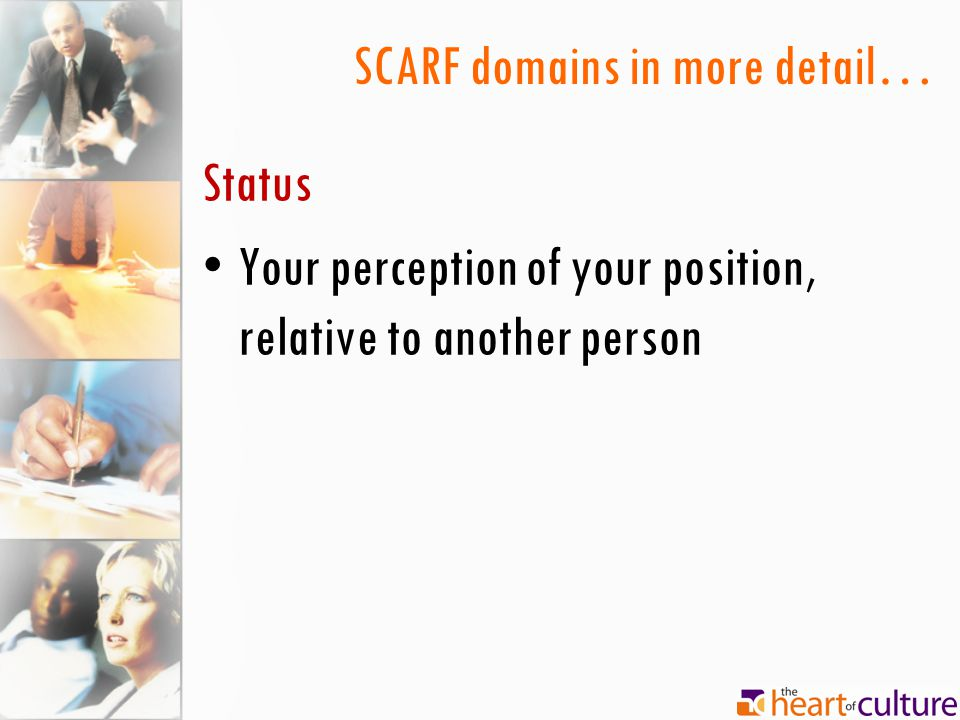 SCARF domains in more detail…