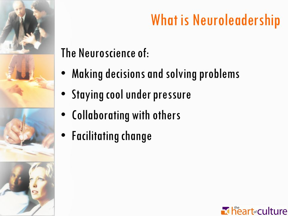 What is Neuroleadership