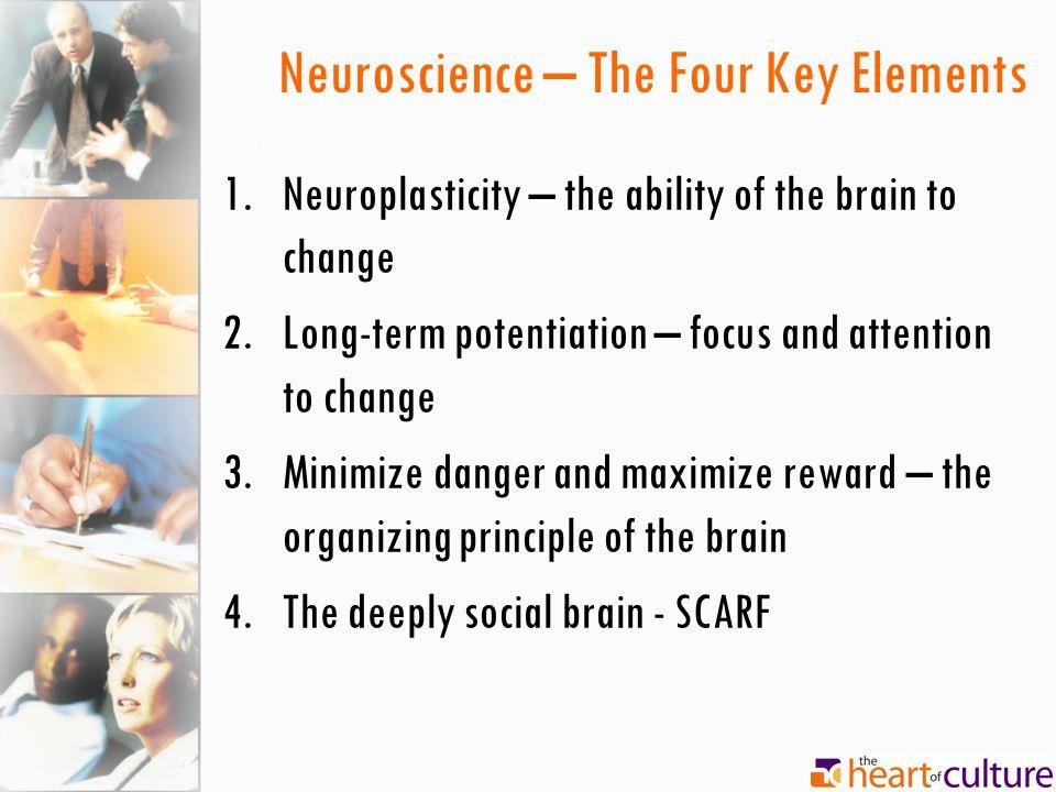 Neuroscience – The Four Key Elements