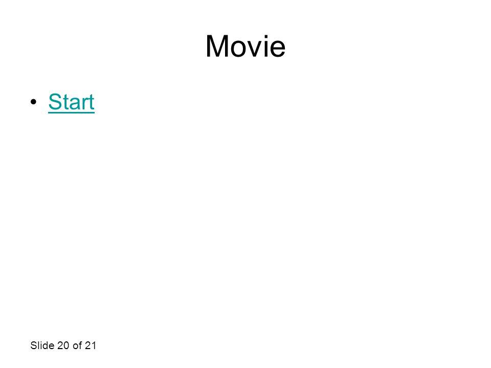 Movie Start