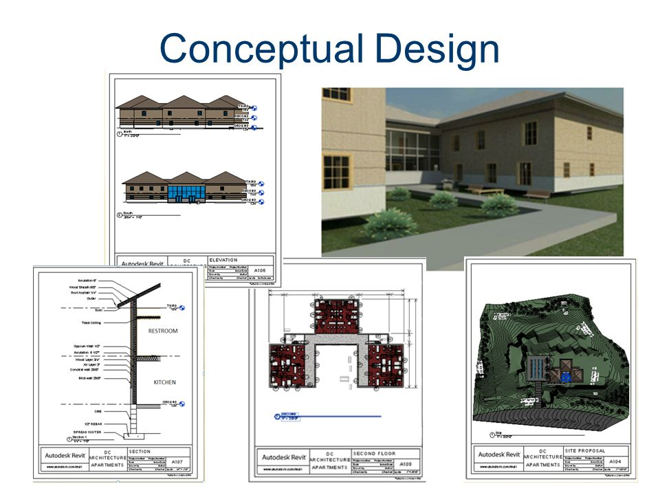 Commercial building project portfolio ppt video online for Commercial building plans online