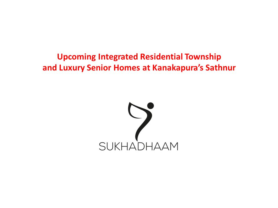 Upcoming Integrated Residential Township