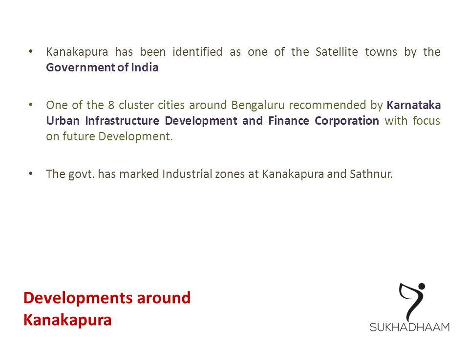 Developments around Kanakapura