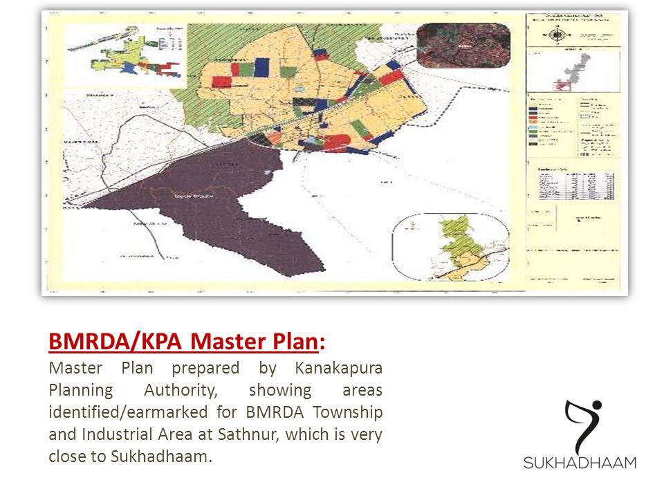 BMRDA/KPA Master Plan: