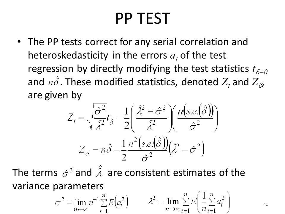 PP TEST