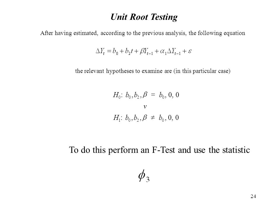 To do this perform an F-Test and use the statistic
