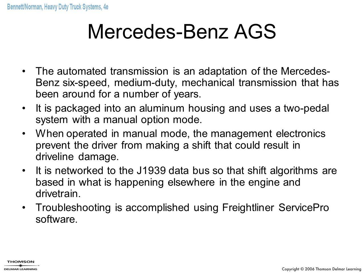Mercedes-Benz AGS