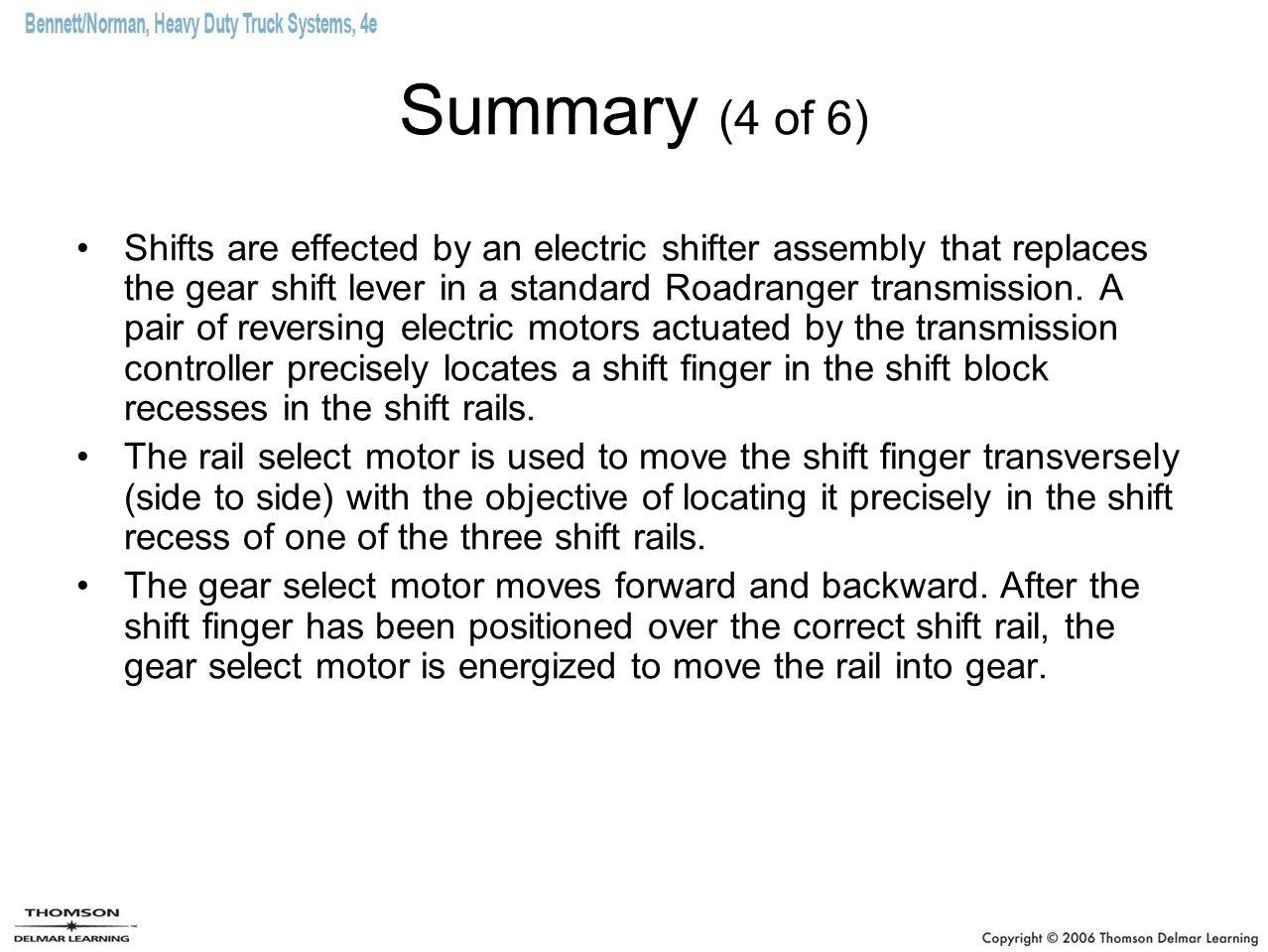 Summary (4 of 6)