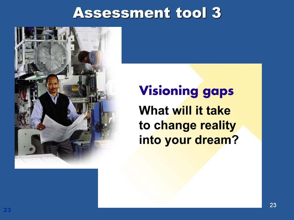 Assessment tool 3 MEET U.S. 23
