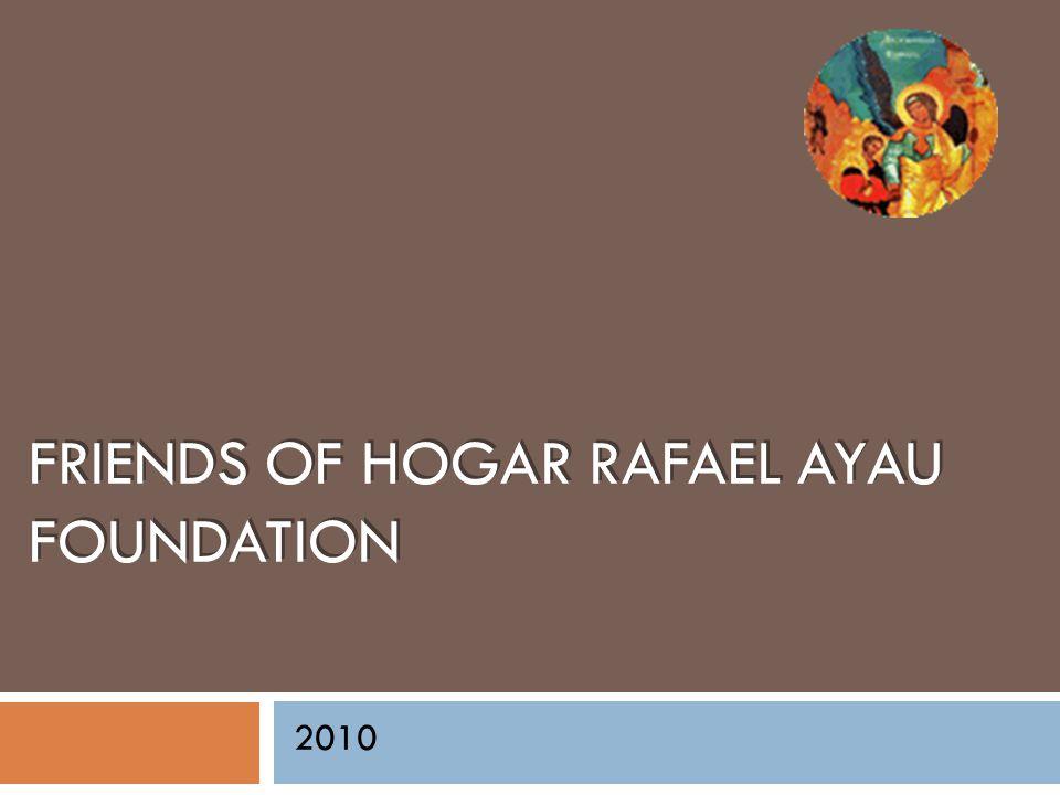 Friends of Hogar Rafael Ayau Foundation