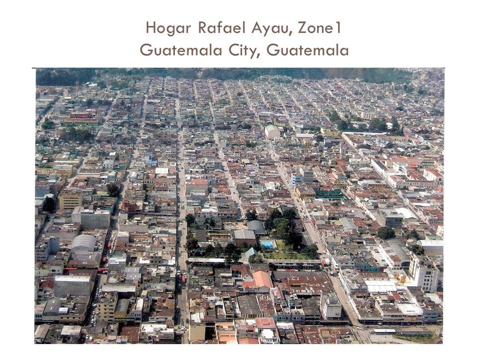 Hogar Rafael Ayau, Zone1 Guatemala City, Guatemala