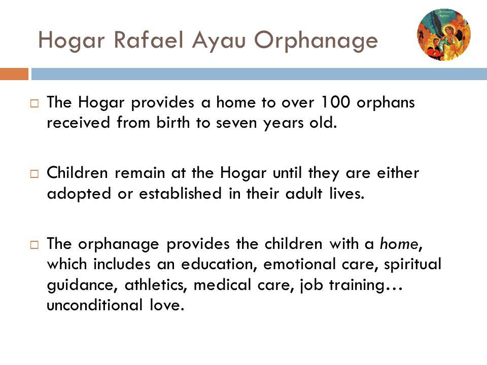 Hogar Rafael Ayau Orphanage