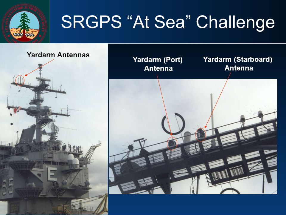 SRGPS At Sea Challenge