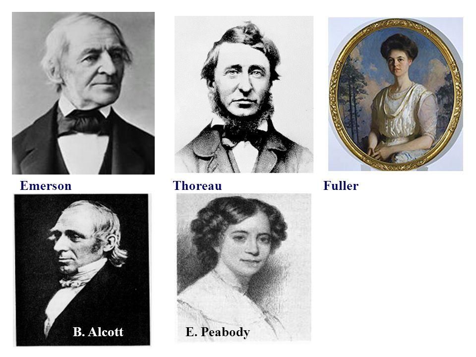 Emerson Thoreau Fuller