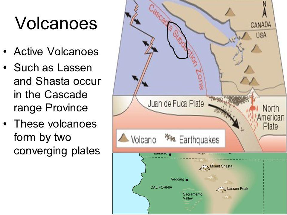 Volcanoes Active Volcanoes