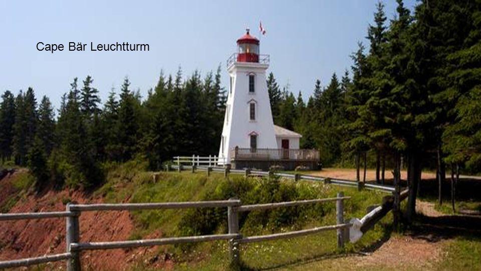 Cape Bär Leuchtturm 18