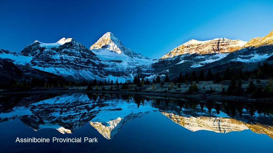 Assiniboine Provincial Park