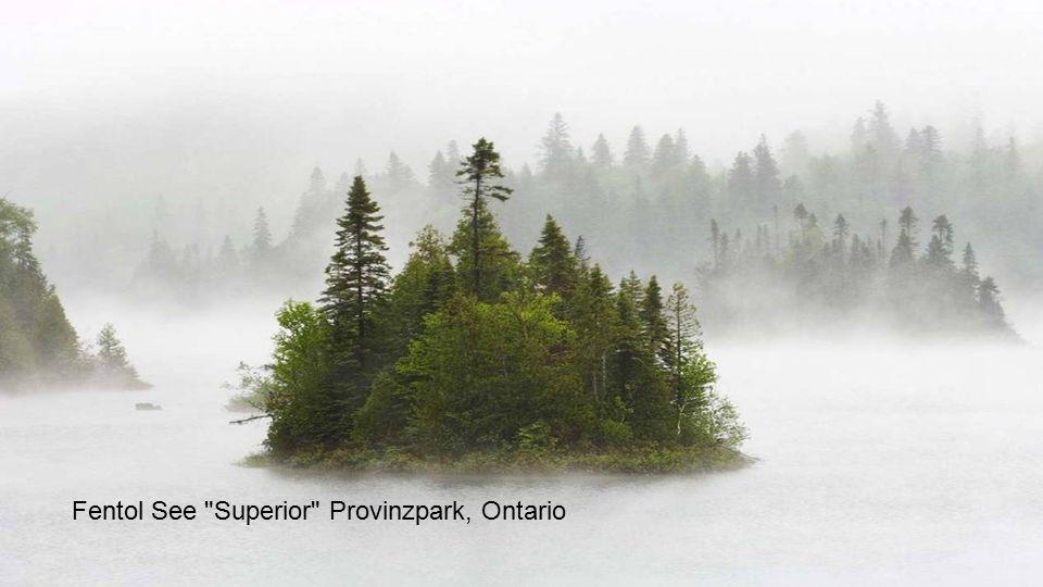 Fentol See Superior Provinzpark, Ontario