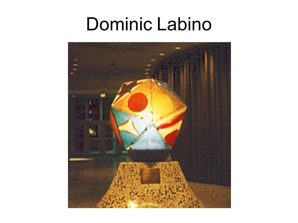 Dominic Labino