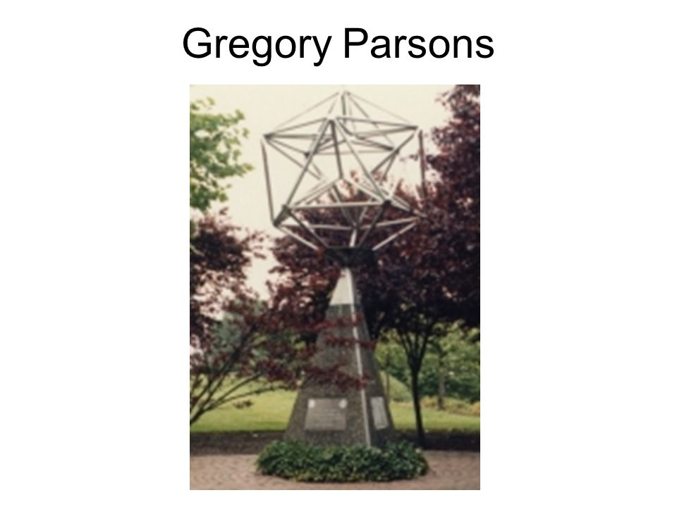 Gregory Parsons