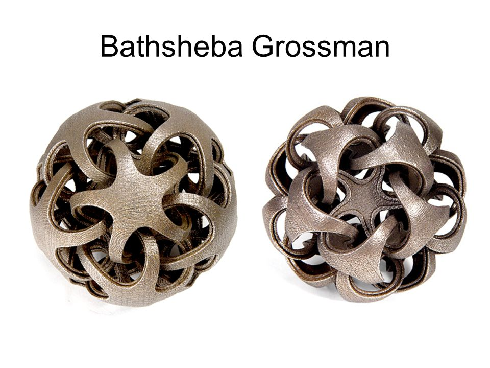 Bathsheba Grossman