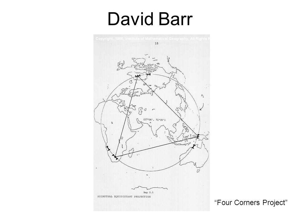 David Barr Four Corners Project