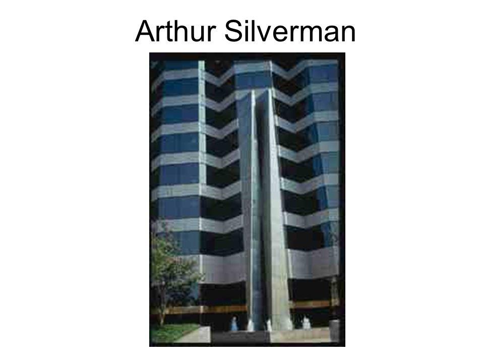 Arthur Silverman