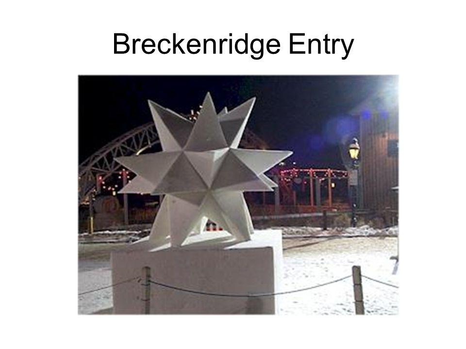 Breckenridge Entry