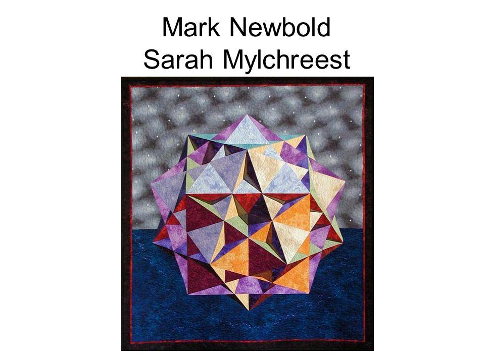 Mark Newbold Sarah Mylchreest