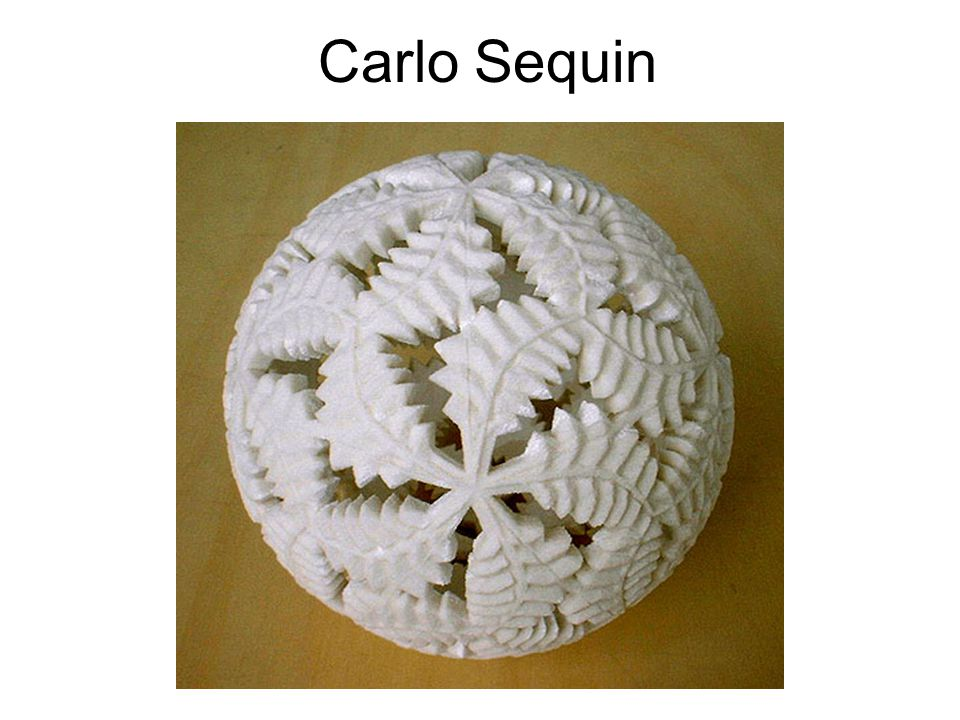 Carlo Sequin
