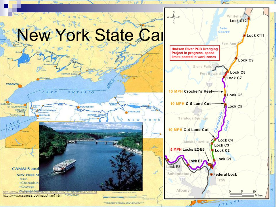 New York State Canal System